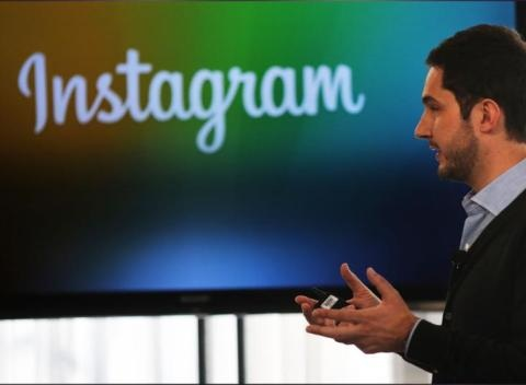 News video: Instagram Started As A Social Network Named After Bourbon