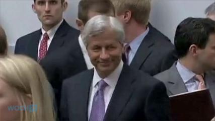 News video: JPMorgan CEO Seeking Treatment For Throat Cancer